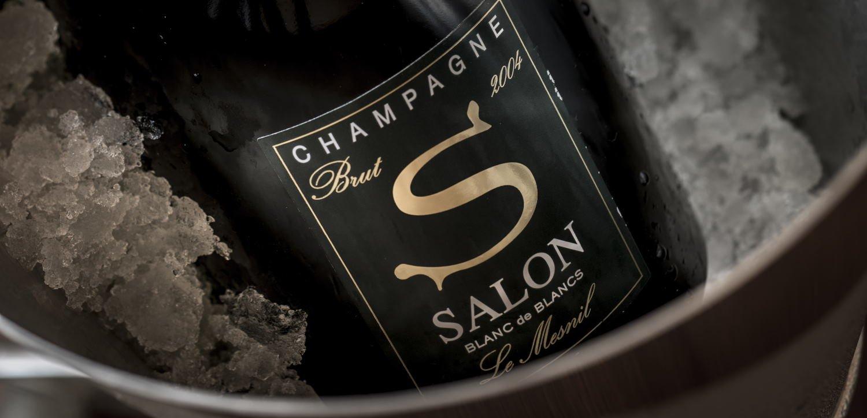 03.03.2019 Champagne SALON & Guigal LaLaLa: Zwei-Sternkoch ...